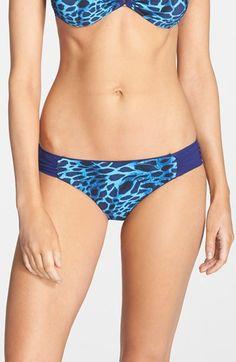 Women's Commando 'Skinny Dip' Reversible Bikini Bottoms