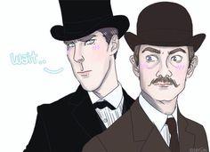 Sherlock by Enerjax Pt One
