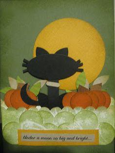 feeling_scrappy: Fall Cat