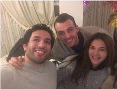 دنيا سمير غانم    حرصت دنيا سمير غانم وزوجها الإعلامي رامي رضوان على الاحتفال بعيد ميلاد زوج شقيق...