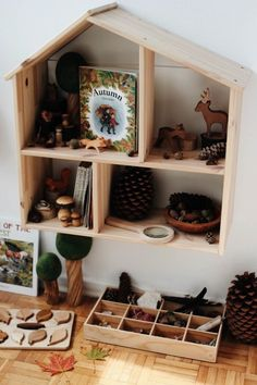 An Ikea children's room continues to intrigue the kids, since they're provided far more than simply kids' room Play Spaces, Kid Spaces, Ideas Para Organizar, Nature Table, Childrens Gifts, Diy For Kids, Kids Playing, Kids Bedroom, Room Inspiration