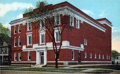 Masonic Temple, Winona, Minnesota, 1920s? www.visitwinona.com