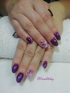 Gel Acrylic Nails, Beauty, Beauty Illustration