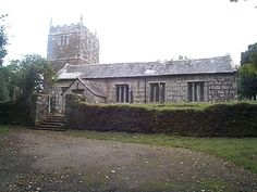 St Bartholomew's Church, on the southern edge of Bodmin Moor, Warleggan, Cornwall, partly Norman and partly 15th century in date.