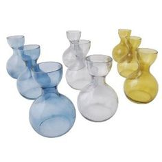 Will use these for hyacinths to freshen my rooms this winter!!  Large Forcing Vases
