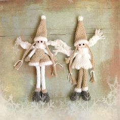 H E L E N A * H A A K T: Inger de winterkabouter krijgt een zusje.  FREE PATTERN 12/14.