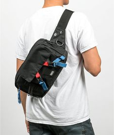 Computer Backpack, Look Cool, Sling Backpack, Color Pop, Red And Blue, 3 D, Your Style, Backpacks, Link