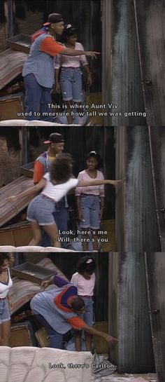 Fresh Prince of Bel Air. I miss this show