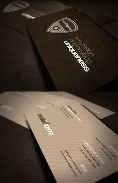 biz card / RW Stylish Creative Agency