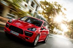 2013 Porsche Cayenne GTS - Carmine Red - Auto News and Info - Front Side