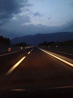 Valdastico freeway  North Italy, Vicenza