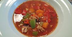 Meksikansk kyllingsuppe - All den rare maten Snacks To Make, Yummy Snacks, Food To Make, Fodmap Elimination Diet, Slow Cooked Chicken, Spicy Soup, Brunch Menu, Fodmap Recipes, Gluten Free Chicken