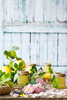 Sorbete de limón al cava by Raquel Carmona