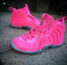 Pink foams