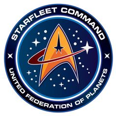 Starfleet Command patch | Flickr - Photo Sharing!
