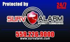 SURVALARM TECHNOLOGIES 777 West Shaw Ave. Fresno, CA 93704 ACO 4527  559-2269000 Tex 559-2269001 Fax  Tech Support 559-226-9004