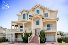 Make your OBX vacation a 'Selahbration' 5 bedrooms, 5.1 bathrooms, Rates from $1,095 to $4,495.- Kill Devil Hills - Outer Banks Vacation Rental - OBX