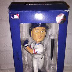 Shin Soo Choo Texas Rangers Bobblehead 2014 MLB Forever Collectibles  #ForeverCollectibles #TexasRangers