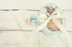 Craftberry Bush: Easter love....a Crafty Secrets Giveaway