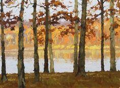 """Last Light"" - Original Fine Art for Sale - © David Boyd Jr"