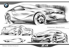 Car design and my life...: BMW Z4