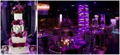 Nick + Whitney | Absolutely Fitting | Suit | Tuxedo | Orlando, FL | Groom | Bride | Groomsmen | The Mezz | Purple
