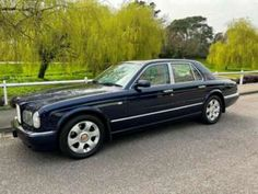 Approved Used Bentley Arnage for Sale in UK | RAC Cars Used Bentley, Bentley Arnage, Wood Detail, Leather Cover, Over The Years, Automobile, Label, Cars, Red