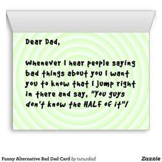 nasty fathers day cards
