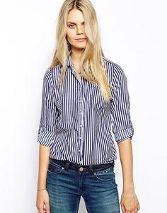 Hilfiger Denim Striped Shirt