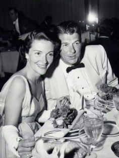 Ronald and Nancy Reagan                                                                                                                                                                                 More