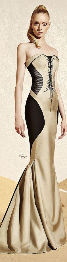 Zuhair Murad RTW Resort 2015- #LadyLuxuryDesigns