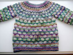 Isager baby knit