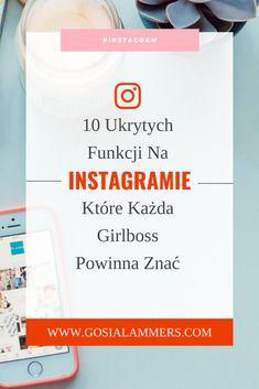 Instagram Tips, Online Marketing, Diy, Words, Business, Creative, Vsco, Blog, Vintage