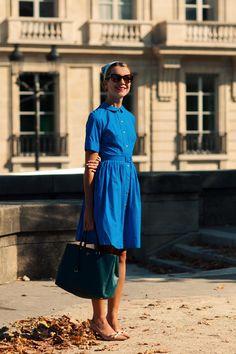 PFW S/S12 Natalie Joos