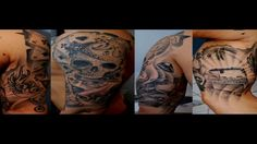 Awesome Tattoo Ideas for Black Men and Women - Tattoo Ideas for Black Me...