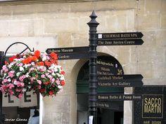 Callejeando por la ciudad de #Bath
