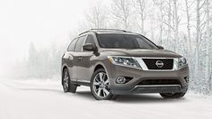 2013 Nissan Pathfinder SUV Colors, Photos & Videos | Nissan USAColors & Photos