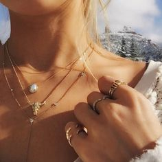 5 Jewelry Lines We're Currently Obsessed With | The Zoe Report