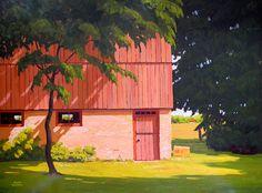 Adam Noonan - Southeast Corner - Winchester Galleries