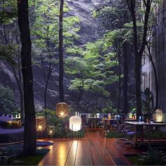 Off The Grid Office designed and visualization by Bogdan Bogdanovice and Radman Pejic. Project inspired by Stefan Mantu. Amazing Architecture, Contemporary Architecture, Interior Architecture, Interior Modern, Interior Design, Off The Grid, Water Pictures, Cool Pictures, Sebastian Herkner