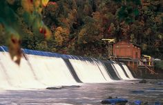 Starting Operations In 1910 The Marshall Hydroelectric Plant In North  Carolina Harnesses The Power Of Water. Quick Start Up Times Make  Hydroelectric Plants ...