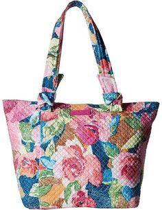 073d0ac97adf Vera Bradley Hadley East West Tote Tote Handbags Floral Tote Bags