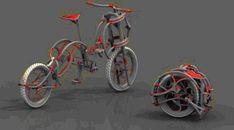 I niech ktoś powie że Polacy nie potrafia projektować rowerów - wRower.pl - Rowery od A do Z