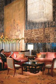 Mandarin Oriental Hong Kong, winner of the Fodor's 100 Hotel Awards for the Trusted Brand category #travel