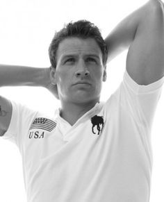 """Crush of the Week: Ryan Lochte: """"So, I was looking at photos of Ryan Lochte today... as one does."""" LOL. Yes, we do."""