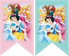 zeynep harikalar diyarında: Prenses Temalı / Konseptli Doğum Günü Süsleri