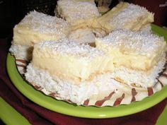 Raffaello szelet recept lépés 4 foto Vanilla Cake, Recipes, Food, Essen, Meals, Ripped Recipes, Yemek, Cooking Recipes, Eten