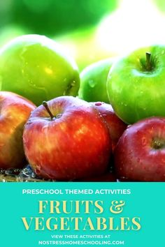 Ready for some suggestions for your fruits and vegetables themed lesson plan? Then check out the book list and activities listed for the Fruits and Vegetables Preschool Theme! Preschool Schedule, Preschool Books, Free Preschool, Preschool Themes, Free Math, Printable Handwriting Worksheets, Printable Preschool Worksheets, Reading Worksheets, Fun Activities To Do