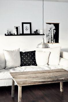 Cómo decorar una pared | La Garbatella: blog de decoración de estilo nórdico, DIY, diseño y cosas bonitas.