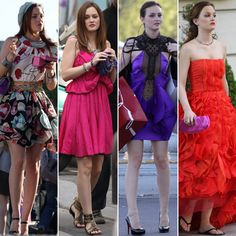 Blair Waldorf looks